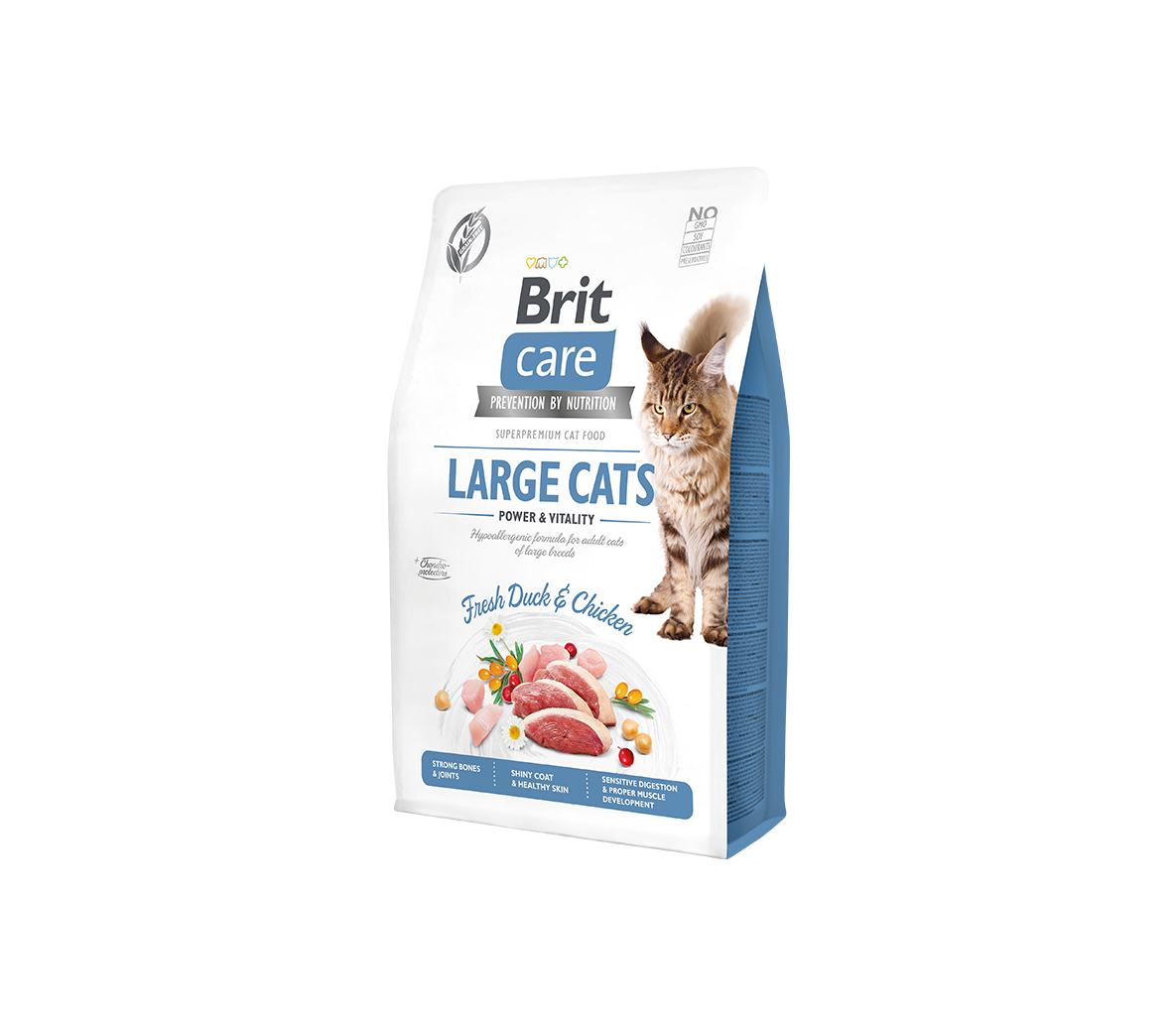 Brit Care Cat Large cats Power&Vitality